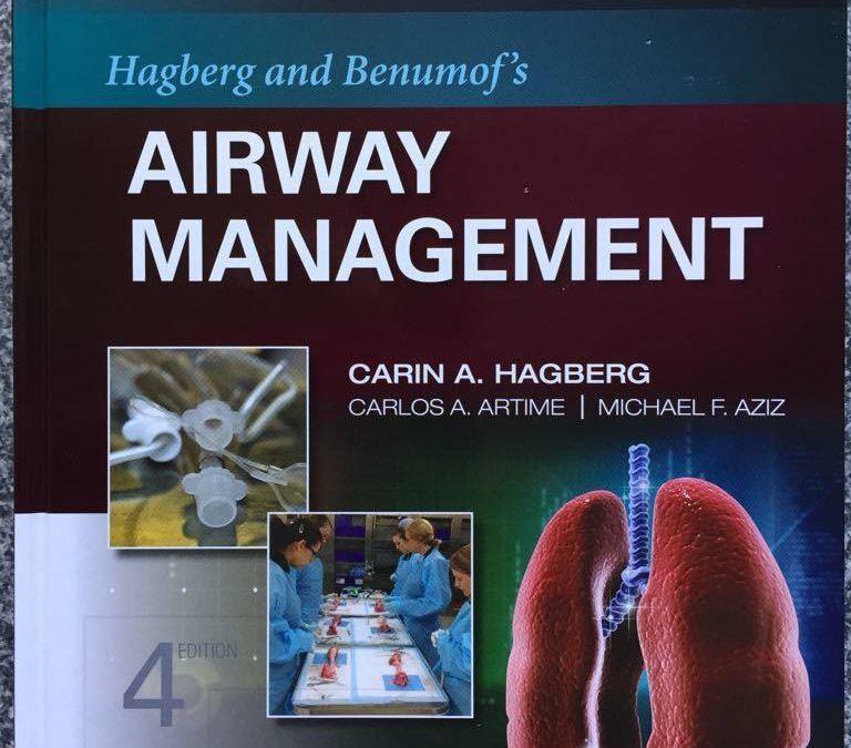 Ventrain® in Hagberg and Benumof's airway management