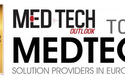 Ventinova 'Company of the Year 2019' by MedTech Outlook